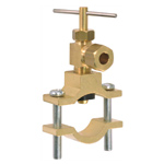 saddle valves