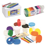 arts & crafts supplies